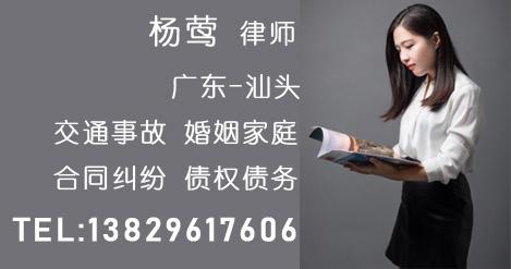 杨莺律师GQF